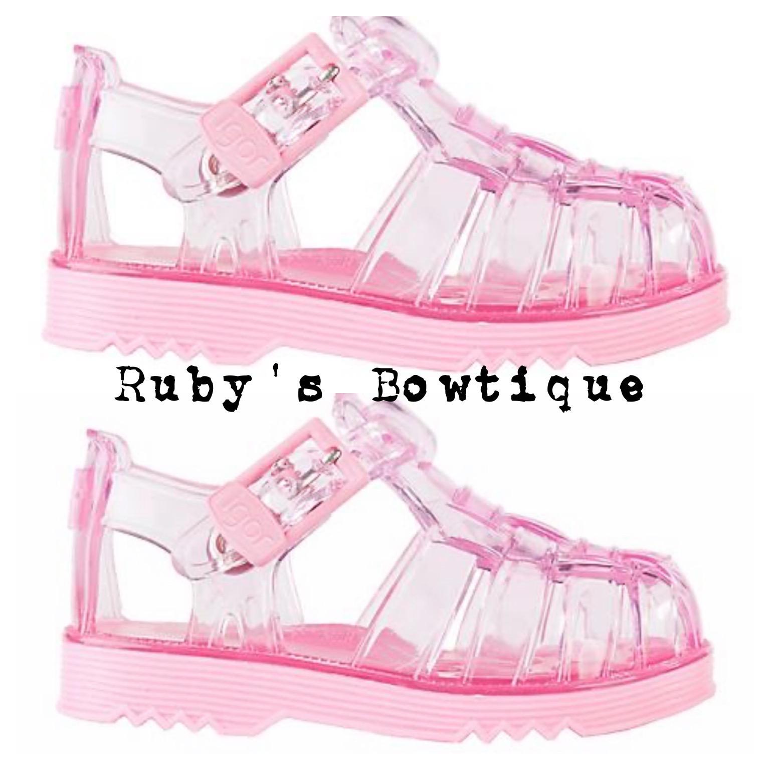Baby Pink Igor Shoe – rubysbowtique